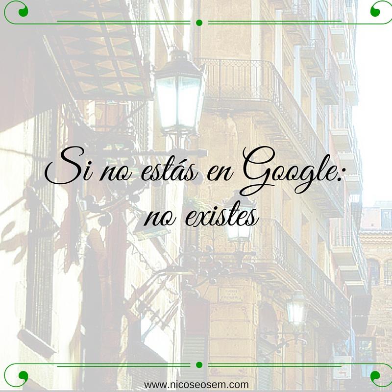 Posicionamiento Barcelona web o calle